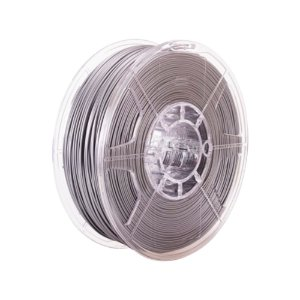 Filamento Impressoras 3D PLA 500g 1,75mm Prata