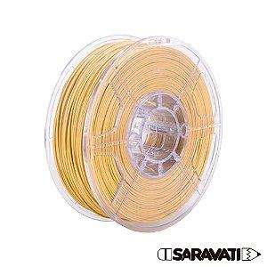 Filamento Impressoras 3D PLA 500g 1,75mm Marfim
