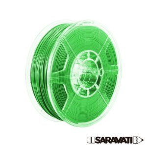 Filamento Impressoras 3D PLA 1Kg 1,75mm Verde