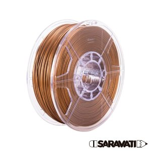 Filamento Impressoras 3D PLA 1Kg 1,75mm Dourado