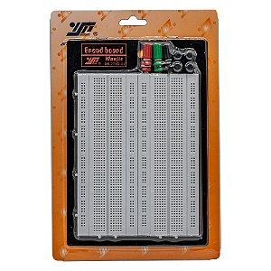 Protoboard 1680 Pontos com Base de Metal BB-2TD-01