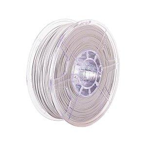 Filamento Impressoras 3D PLA 1Kg 3mm Cinza
