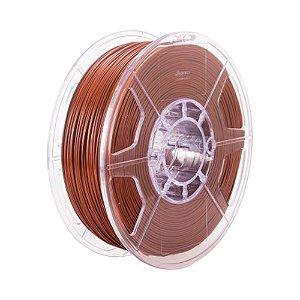 Filamento Impressoras 3D PLA 1Kg 3mm Marrom