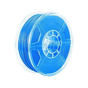 Filamento Impressoras 3D PLA 1Kg 3mm Azul Claro