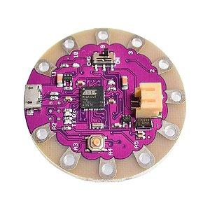 Placa LilyPad USB ATmega32U4