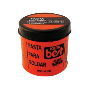 Pasta para Soldar Best pote 110g