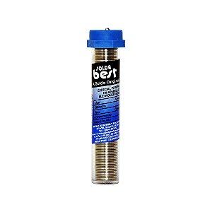 Estanho de Solda 1.0mm 63x37 183 MSX 1.0 Tubete 25g Best
