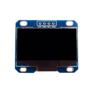 "Display OLED 128x64 Px - 1.3"" - 4 Pin - Azul"