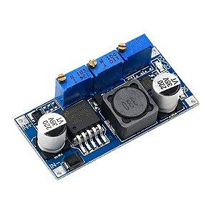 Módulo Corrente Constante LM2596 Step Down CC/CV 7V-35V