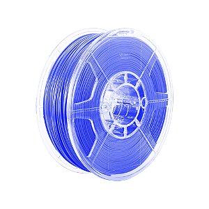 Filamento Impressoras 3D PLA 1Kg 1,75mm Azul Translúcido