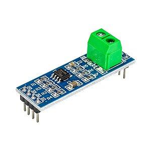 Módulo Conversor de Dados TTL para RS485 MAX485