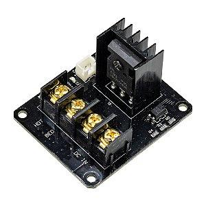 Módulo Driver MOSFET 25A para Mesa Aquecida Impressoras 3D