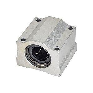 Pillow Block Rolamento Linear Fechado SC16UU 16mm 3D Printer