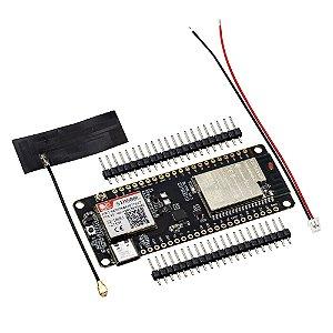 Módulo ESP32 SIM800L GSM GPRS Micro SIM USB-C + Antena