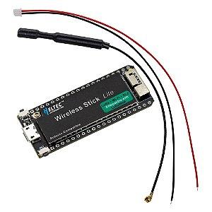 ESP32 LoRa Wifi 868MHz SX1276 BLE Heltec Wireless Stick Lite