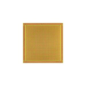 Placa Circuito Ilhada 10x10 PCI Matriz 34x34 furos