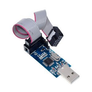 Programador Gravador ATMEL AVR USBasp