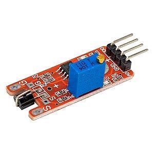 Módulo Sensor de Toque e Detecção de Metal KY-036