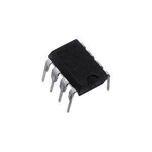 UA741CP CI Amplificador Operacional de uso geral DIP8