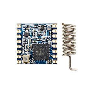 Módulo LoRa 915MHz 100mW - LoRa 1276 XL1276-P01