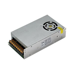 Fonte Chaveada Metal 100-240VAC 480W 24VDC 20A