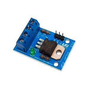 Módulo Driver Controlador Power PWM GBK P19