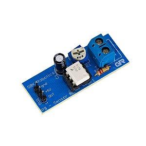 Módulo Sensor de Tensão AC 127V 220V GBK Robotics P8