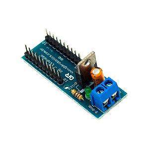 Módulo Regulador de Tensão 5V Extensor de Portas GBK P5