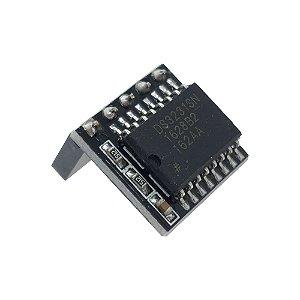 Módulo RTC DS3231 Real Time Clock 3.3V / 5V sem Bateria