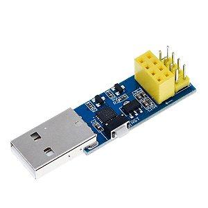 Adaptador USB para ESP8266 ESP-01 ESP-01S ESP LINK V1.0