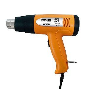 Soprador Térmico Hikari HK-509 1500W 127V