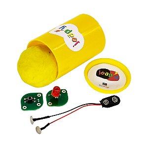 Kit Massinha Condutiva Joap'y Start 1 LED + Botão Táctil