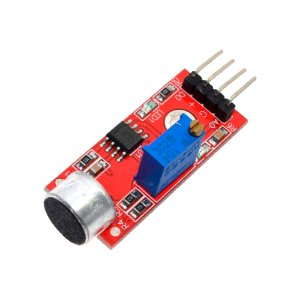 Módulo Sensor de Som KY-037