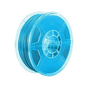 Filamento Impressoras 3D PLA 1Kg 1,75mm Azul Metalizado