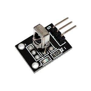 Módulo IR Receptor Infravermelho VS1838B KY-022