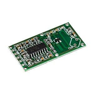 Sensor Movimento Radar Doppler Microondas RCWL-0516