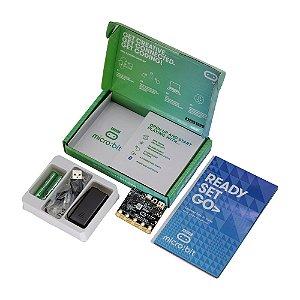 Micro:bit Go Kit Placa de Desenvolvimento e Acessórios