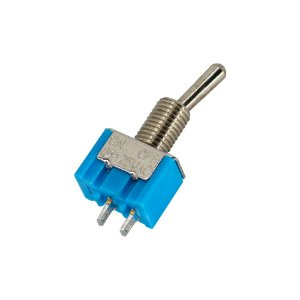 Chave Alavanca MTS102 2T 6A 125-250V ON-OFF