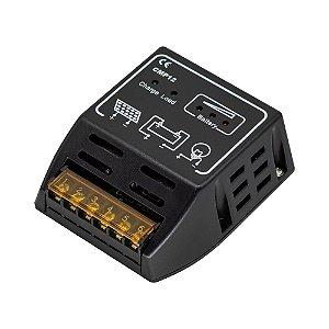 Controlador de Carga Solar 20A 12V-24V CMP12