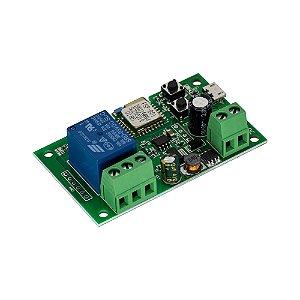 Sonoff Módulo Relé PSF-B01 Micro USB Interruptor Wifi 7-32V