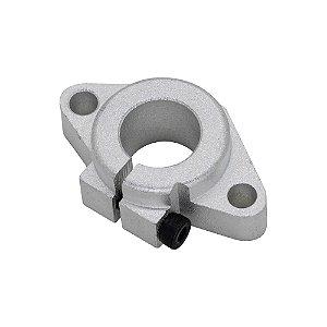 Suporte para Eixo Linear SHF16 16mm 3D Printer