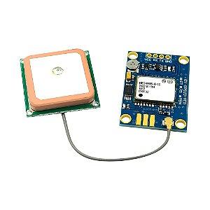Módulo GPS GY-GPSV3-NEO M8N-0-10