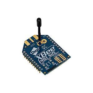 Módulo XBee Pro S2C 63mw Zigbee Antena Wire Digi