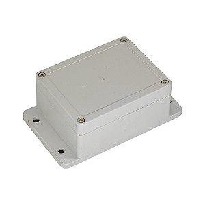 Caixa Plástica ABS 115x90x55MM (Branco)