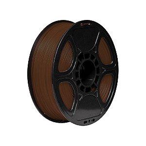 Filamento Impressoras Voolt3D PLA 1Kg 1,75mm Marrom