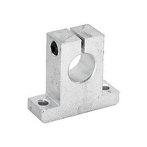 Suporte para Eixo Linear SK16 16mm 3D Printer