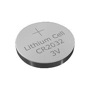 Bateria de Lítio 3V CR2032