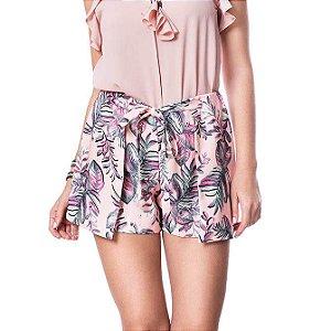 Shorts Laço - Folhagem