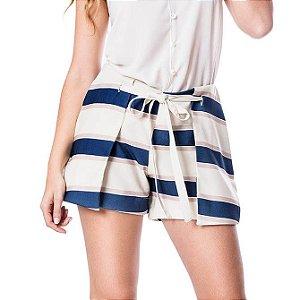 Shorts Laço - Listras