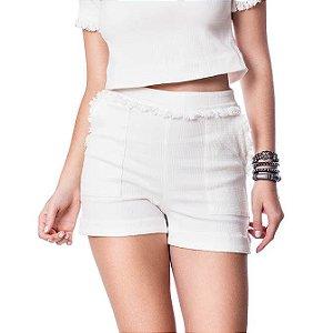 Shorts Franja
